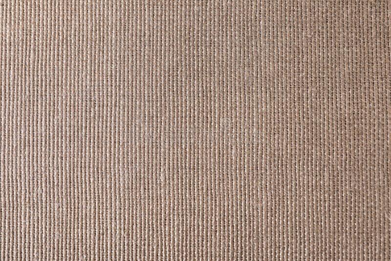 Struttura del tovagliolo di tavola del tessuto, primo piano fotografie stock libere da diritti
