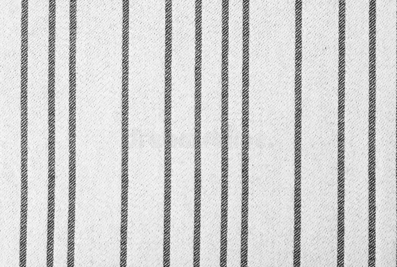Struttura del tovagliolo di tavola del tessuto, primo piano fotografia stock libera da diritti