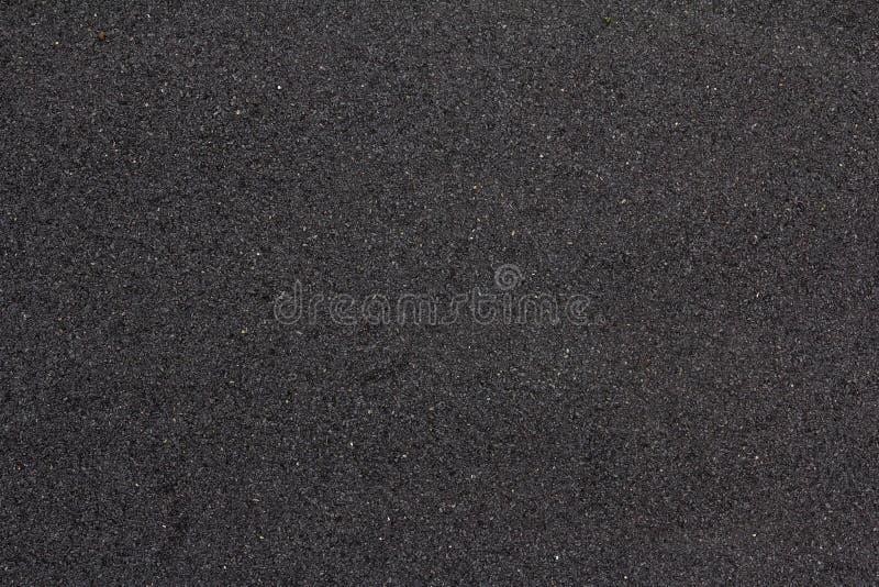 Struttura dell'asfalto della via Fondo approssimativo del fondo stradale E immagine stock libera da diritti