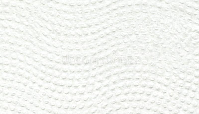 Struttura della carta velina, del fondo o della struttura bianco immagini stock