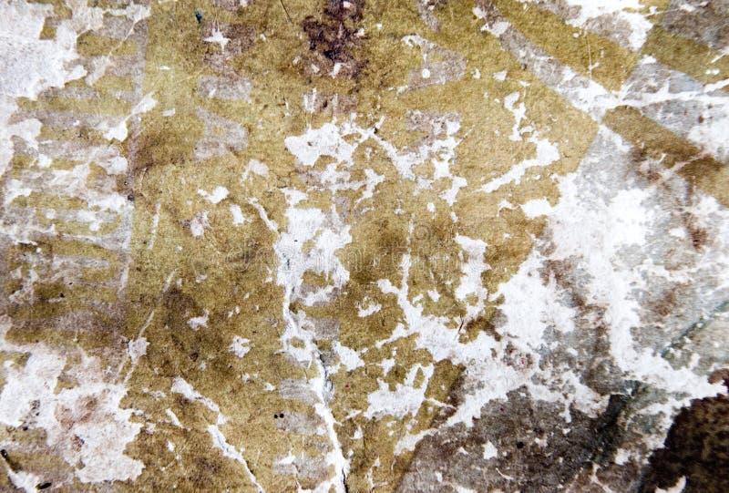 Struttura della copertina di vecchio libro immagine stock
