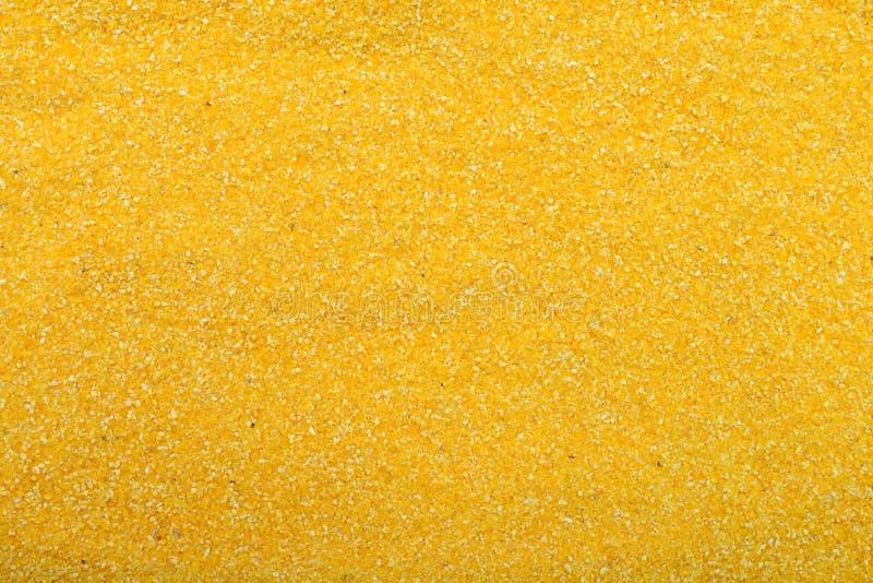 Struttura della farina di mais fotografie stock libere da diritti