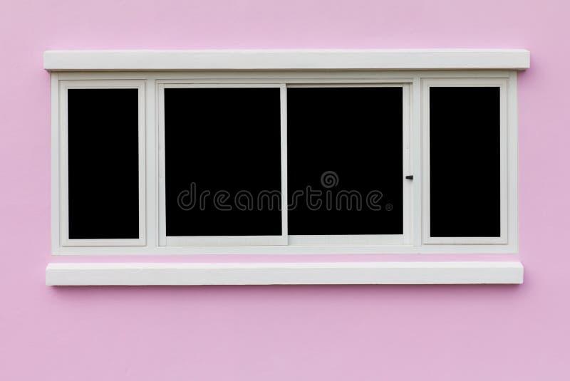 Struttura della finestra fotografie stock