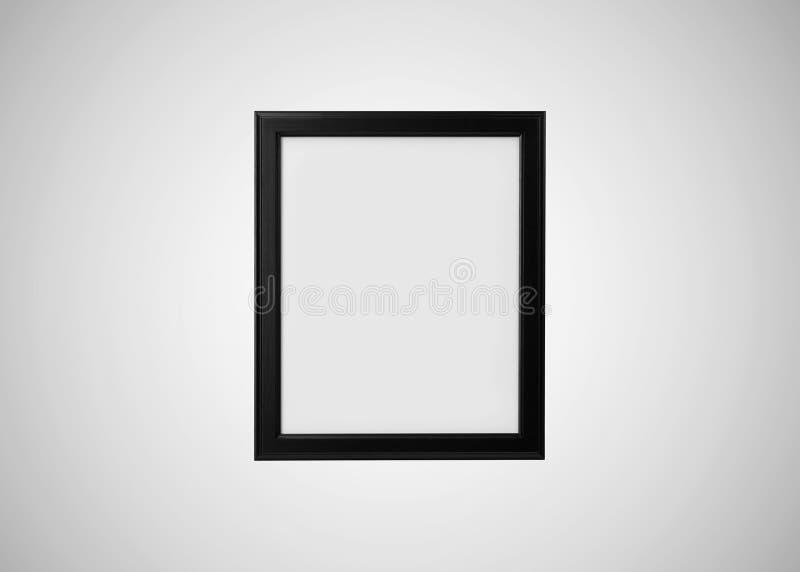 Struttura della foto su Grey Wall illustrazione di stock