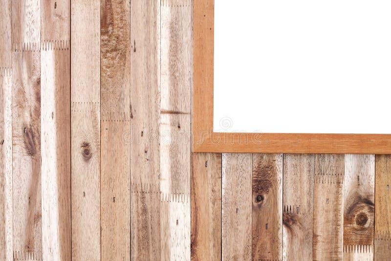 Struttura della foto sul bordo di legno fotografia stock