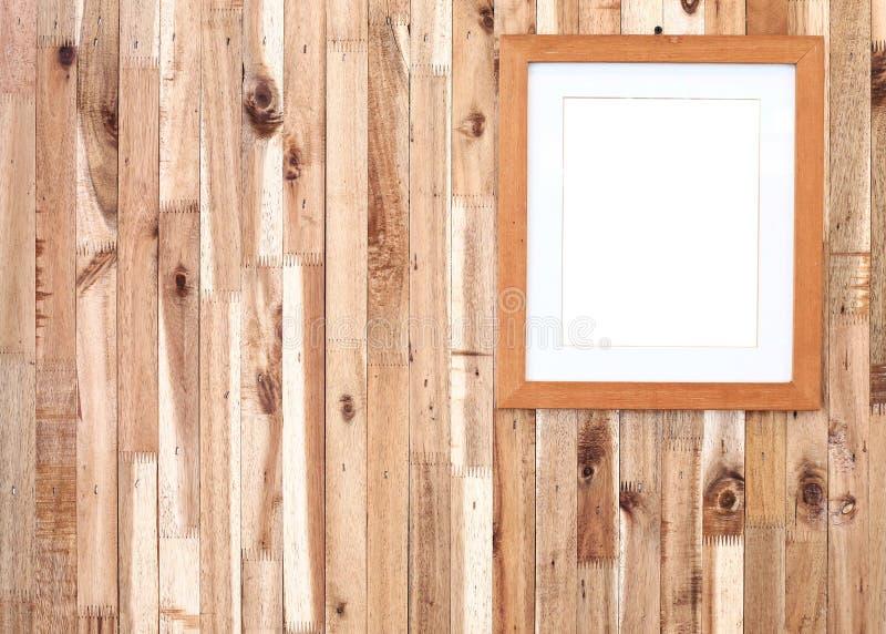 Struttura della foto sul bordo di legno fotografia stock libera da diritti