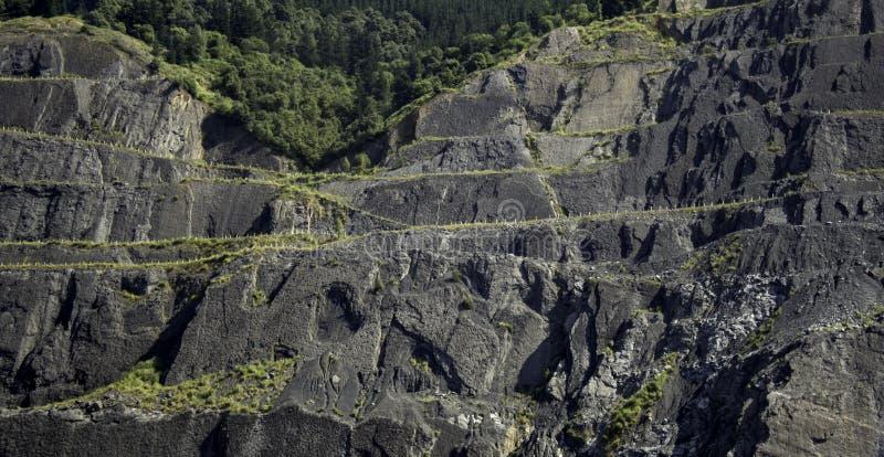 Struttura della montagna rocciosa fotografia stock libera da diritti
