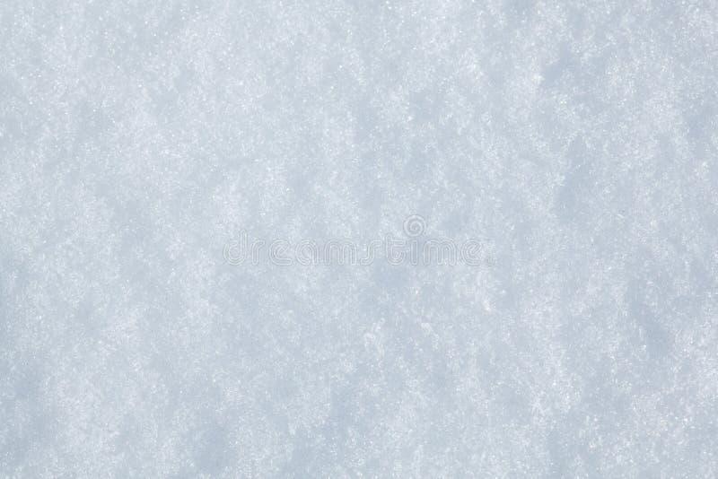 Struttura della neve fotografie stock libere da diritti