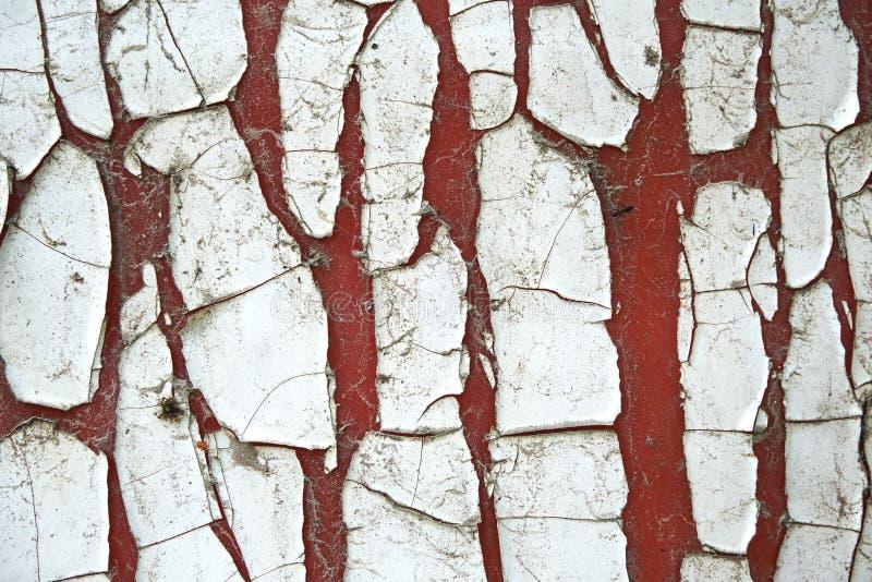 Struttura della parete della crepa immagini stock libere da diritti