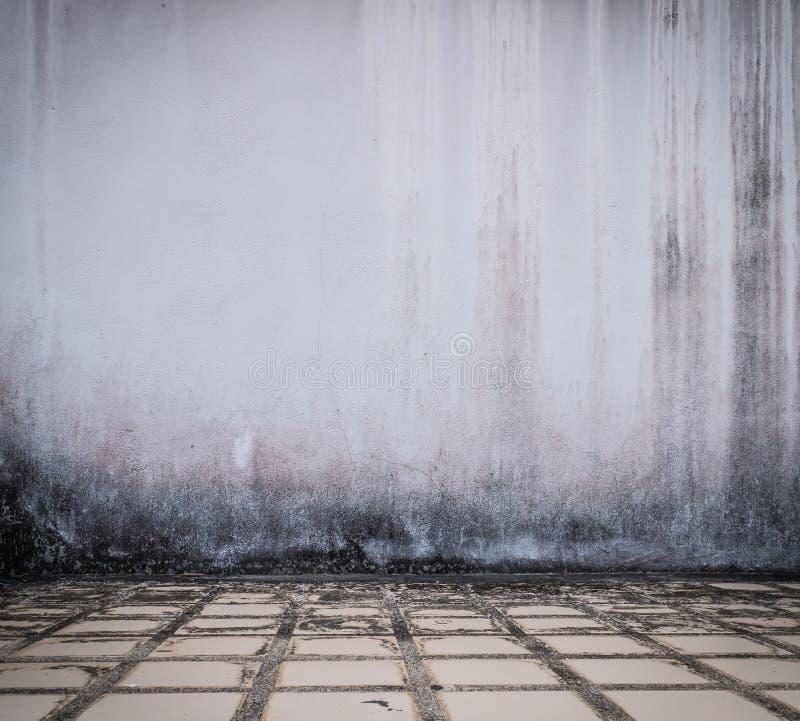 Struttura della parete del fondo di lerciume. immagini stock libere da diritti