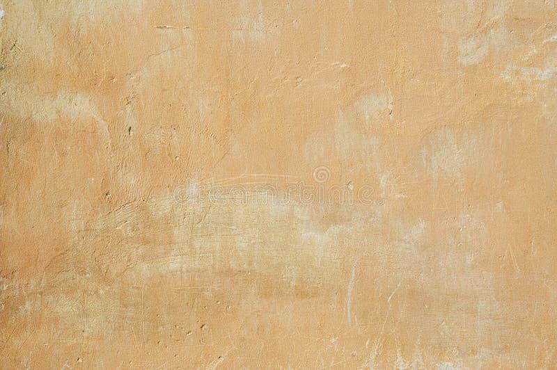 Struttura della parete dello stucco immagine stock