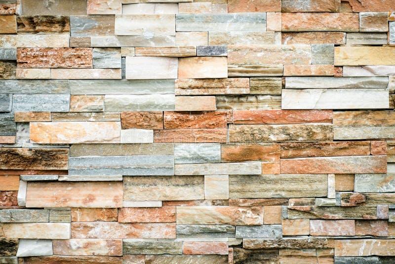 Struttura della parete di pietra immagine stock
