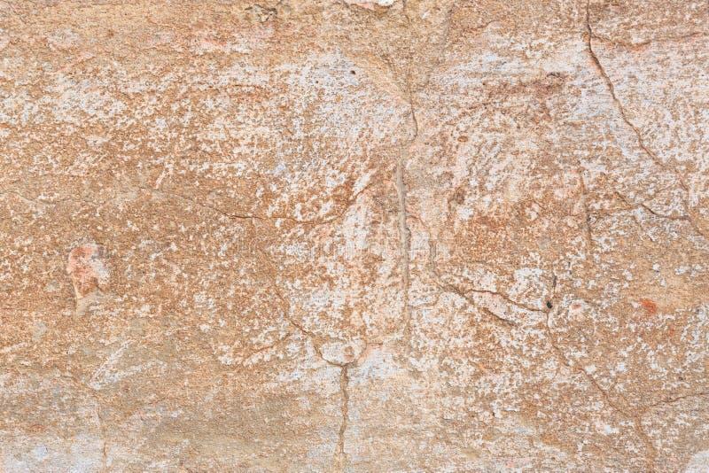 Struttura della parete di pietra antica, fondo fotografia stock