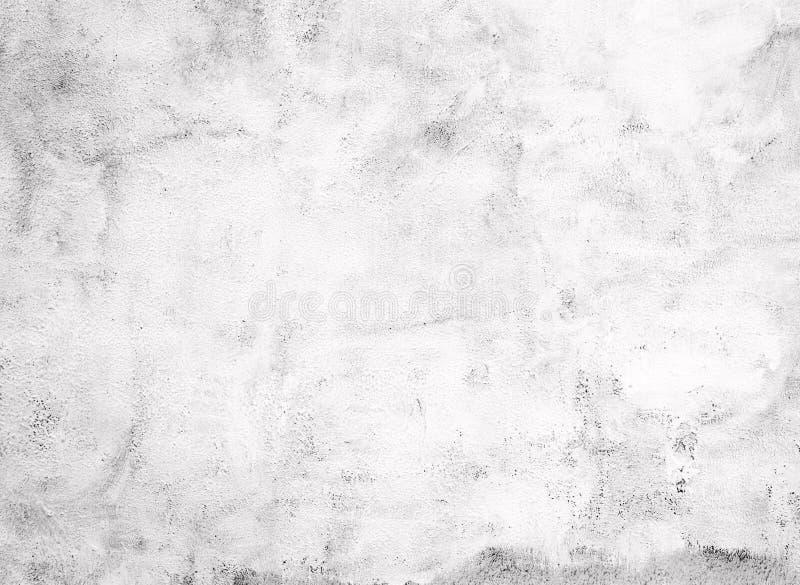 Struttura della parete dipinta bianco immagine stock libera da diritti