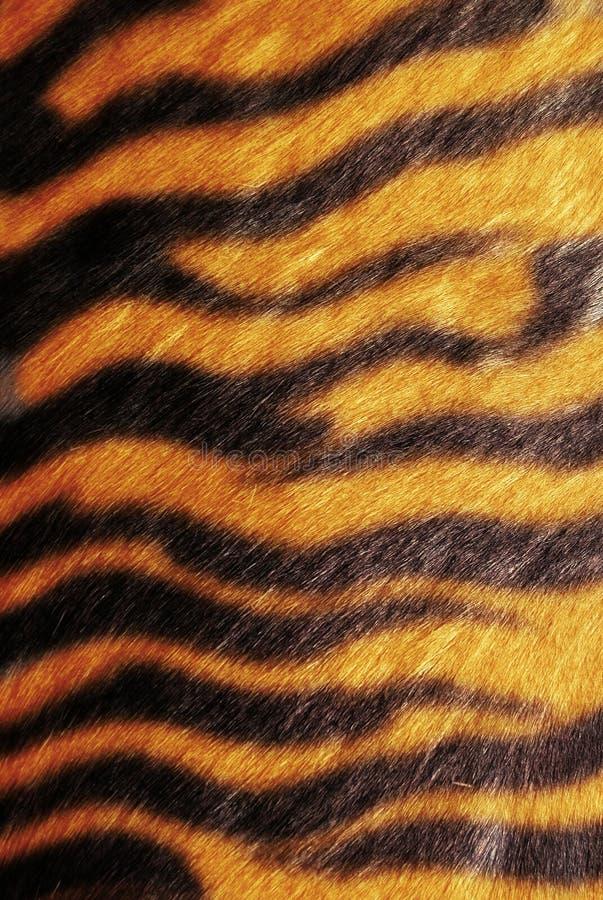Struttura della pelle della tigre fotografie stock