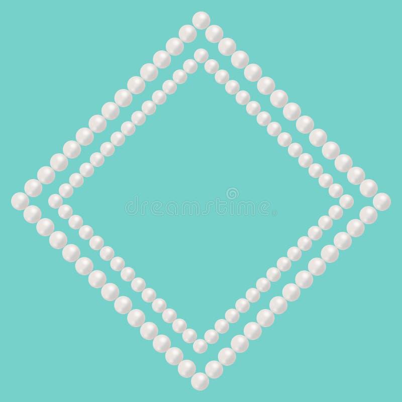 Struttura della perla della perla immagini stock libere da diritti