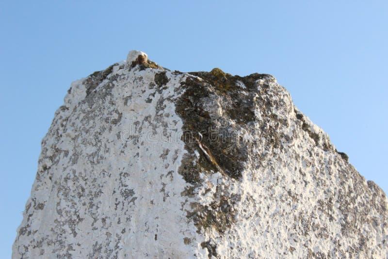 Struttura della pietra variopinta fotografie stock libere da diritti