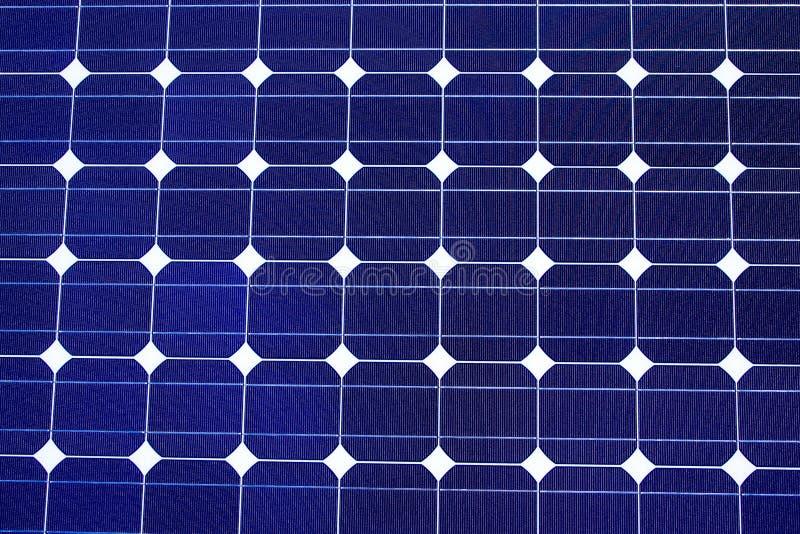 Struttura della pila solare fotografia stock libera da diritti