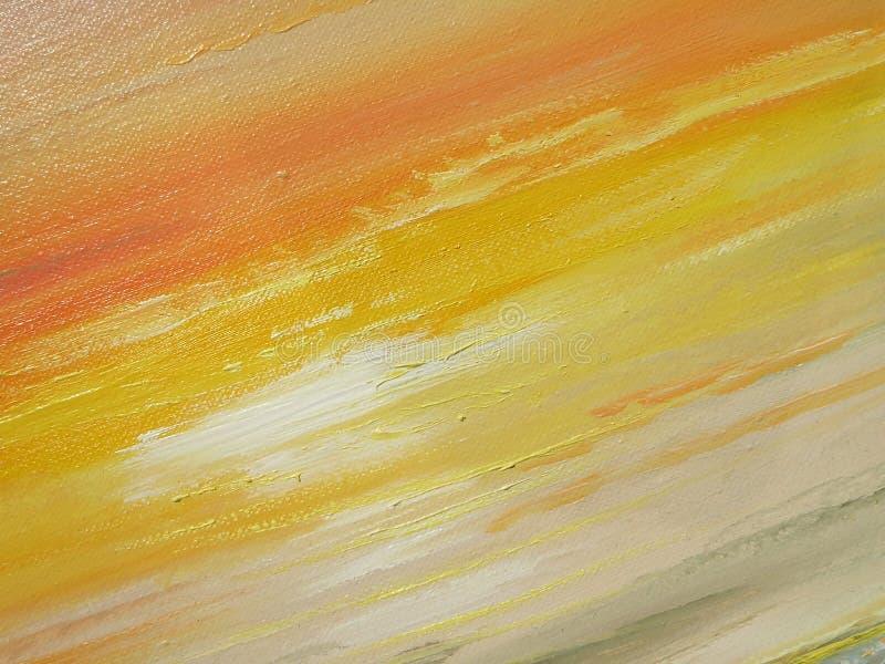 Struttura della pittura a olio immagini stock libere da diritti