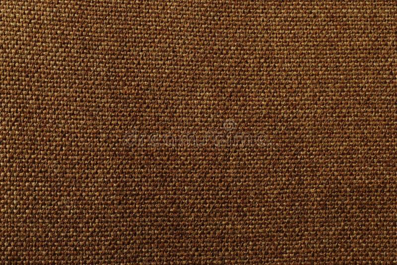Struttura della priorità bassa della tela da imballaggio immagine stock