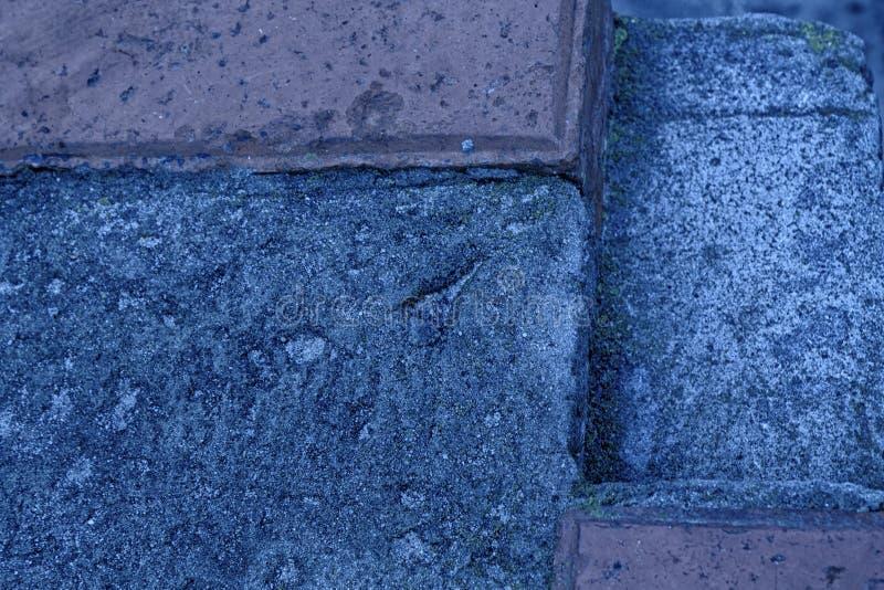 Struttura della roccia di parete della peonia della marina, fondo di pietra del mattone, contesto del ciottolo immagini stock libere da diritti