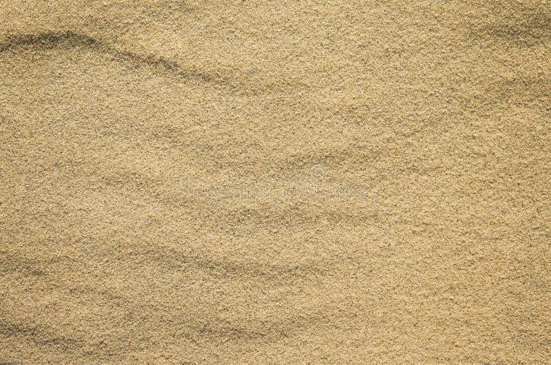 Struttura della sabbia immagini stock libere da diritti