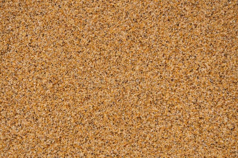 Struttura della spiaggia della sabbia immagini stock libere da diritti