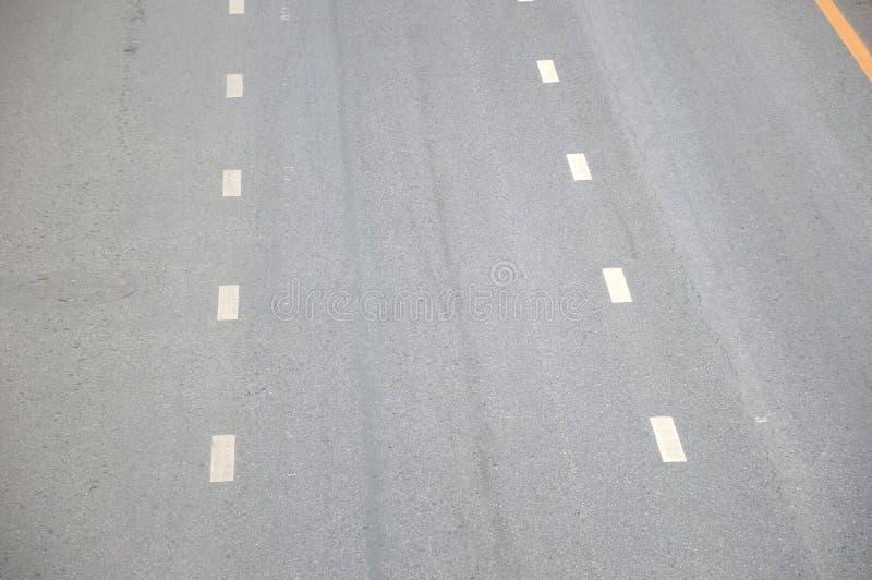 Struttura della strada asfaltata immagini stock