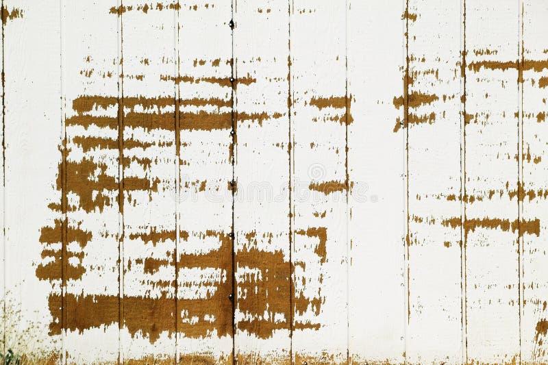 Struttura della vernice e di legno fotografie stock