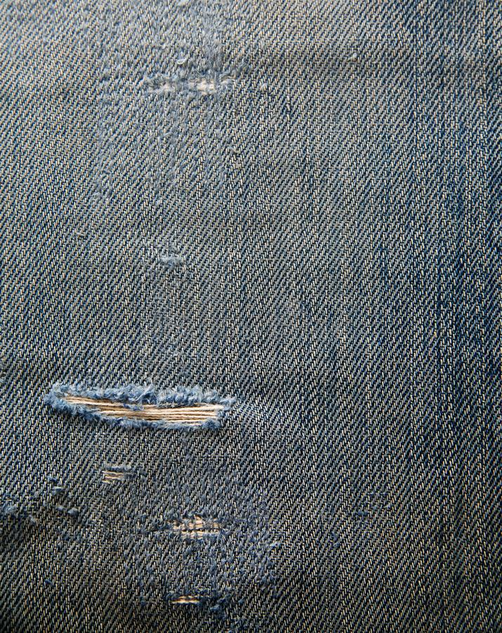 Struttura delle blue jeans fotografie stock libere da diritti