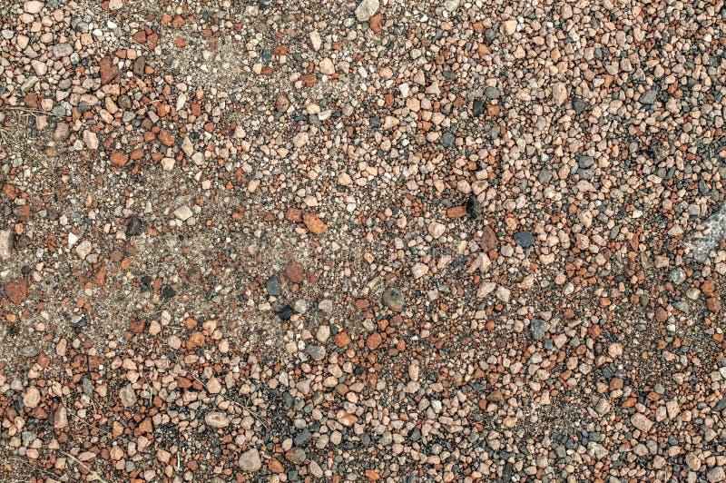 Struttura dettagliata al suolo, fondo del bround Terreno arabile fotografia stock libera da diritti
