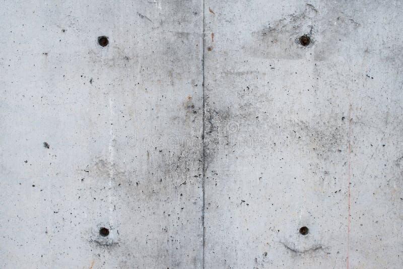 Struttura dettagliata della parete ruvida concreta del cemento di lerciume immagini stock libere da diritti