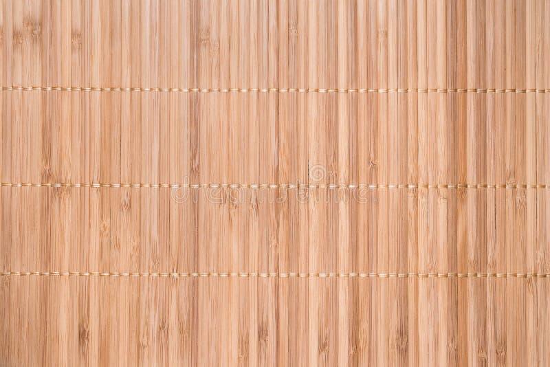 Struttura di bambù, grano di legno, fondo rurale naturale fotografia stock libera da diritti