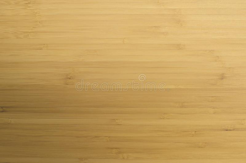 Struttura di bambù di legno naturale giallo-chiaro Sfondo naturale fotografia stock libera da diritti