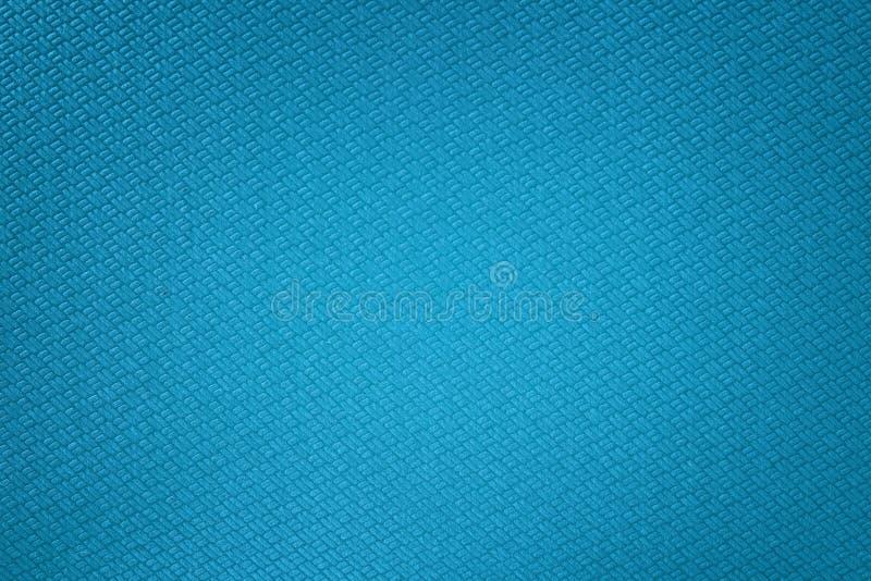 Struttura di carta astratta blu per fondo Fine in su fotografie stock libere da diritti