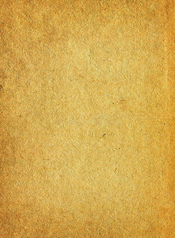 Struttura di carta dell'annata fotografia stock
