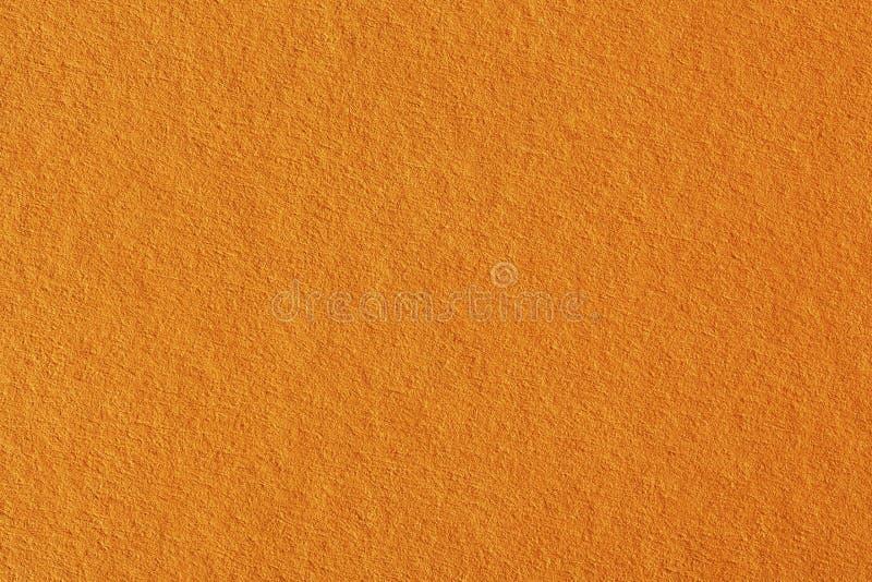 Struttura di carta, fondo arancio dello strato di Kraft Foto di alta risoluzione fotografia stock libera da diritti