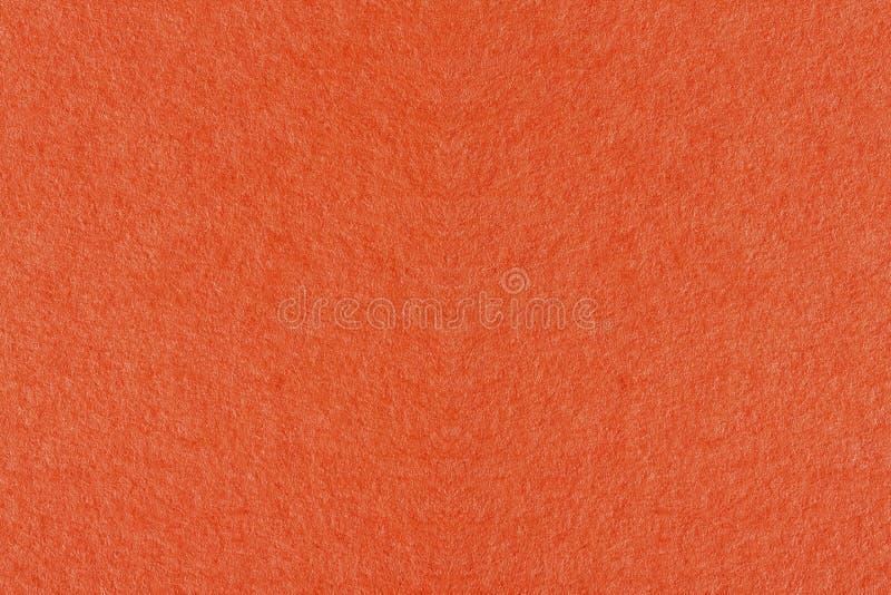 Struttura di carta - fondo arancio dello strato di Kraft Macro foto di carta arancio per il vostro fondo fotografia stock libera da diritti