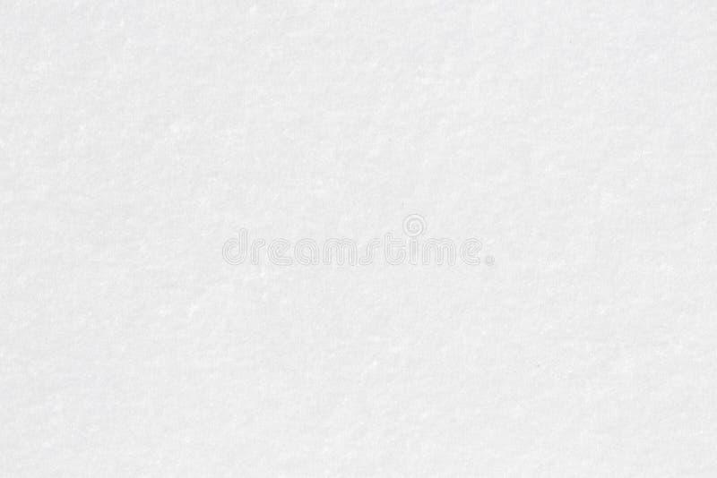 Struttura di carta, fondo bianco dello strato di Kraft sulla macro immagine stock