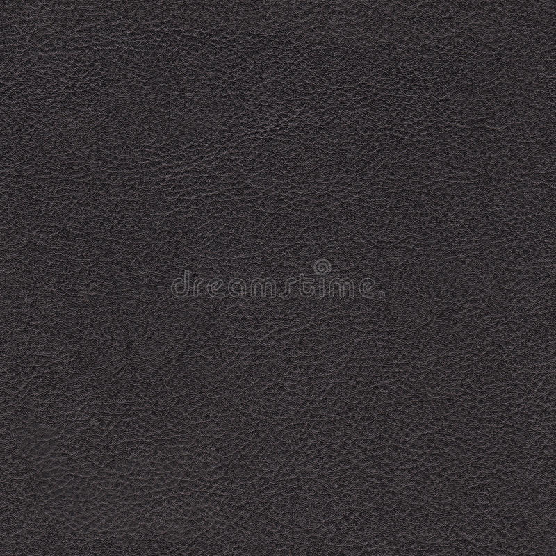 Struttura di cuoio nera senza cuciture per il backgroundtexture per la carta da parati murala fotografia stock