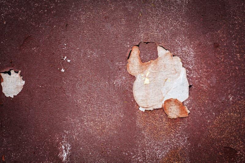 Struttura di ferro arrugginito fotografia stock