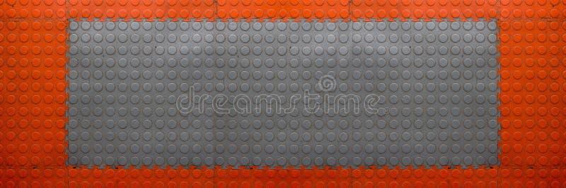 Struttura di gomma delle mattonelle Fondo di gomma della pavimentazione Modello astratto della pavimentazione di puzzle Struttura immagine stock