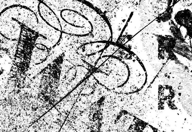 Struttura di Grunge royalty illustrazione gratis