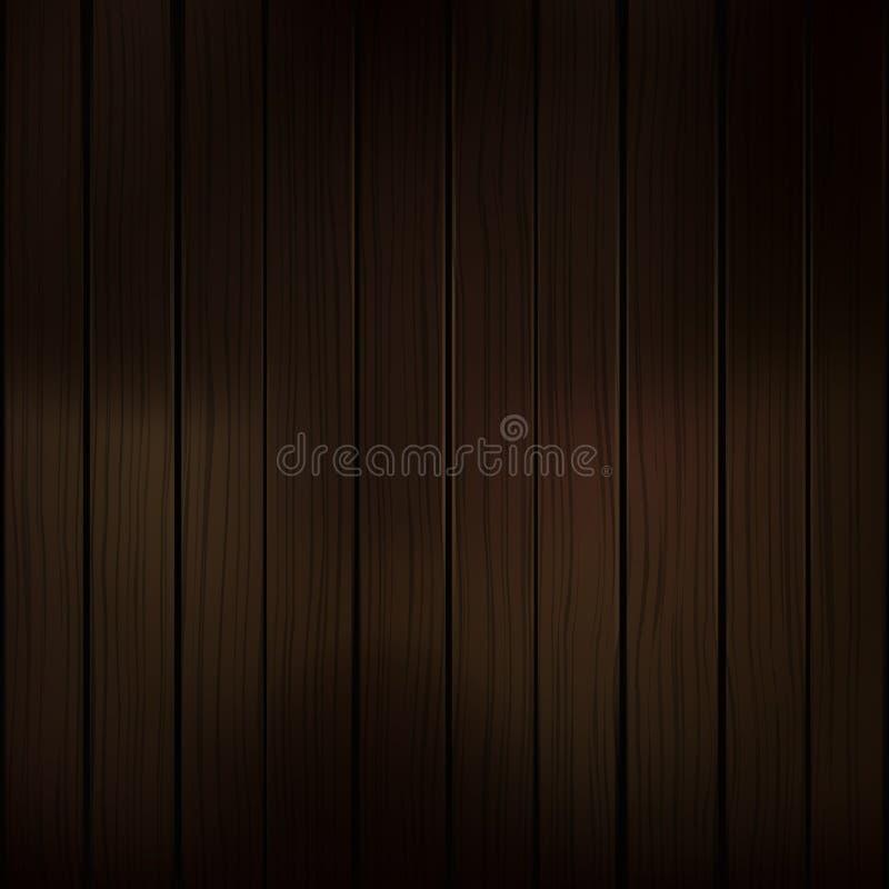 Download Struttura di legno illustrazione vettoriale. Immagine di plancia - 17652390