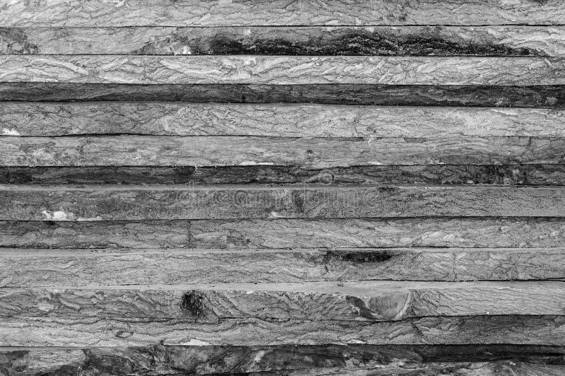 Struttura di legno astratta della parete fotografia stock libera da diritti