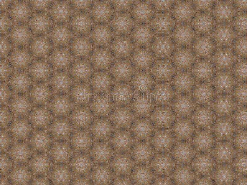 Struttura di legno astratta geometrica del modello marrone grigio della stuoia del compensato immagini stock libere da diritti