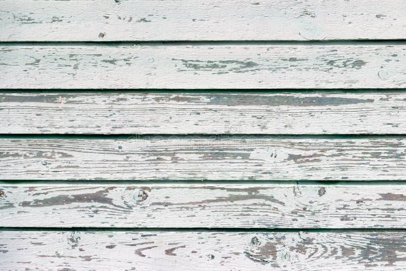 Struttura di legno bianca con il fondo naturale dei modelli fotografie stock libere da diritti