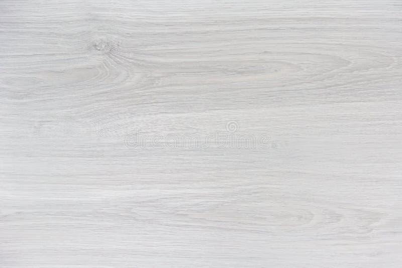 Struttura di legno bianca della plancia per fondo fotografia stock