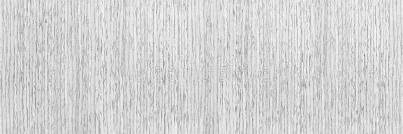 struttura di legno bianca orizzontale per il modello ed il fondo fotografia stock