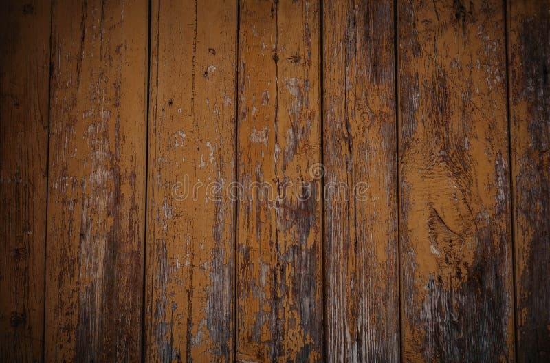 Struttura di legno di Brown, fondo astratto di legno leggero immagini stock libere da diritti